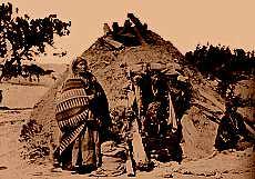 Navajo Shelter